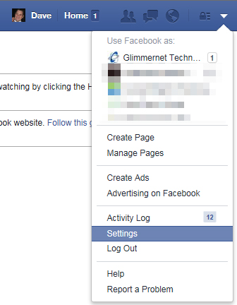 How to disable autoplay videos on facebook dave mroz